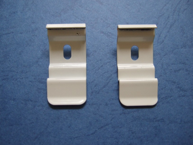 Vertical Blind Top Fix Brackets For Standard Slimline